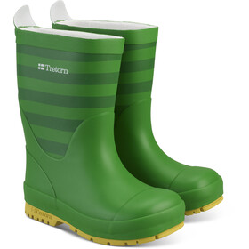 Tretorn Gränna Rubber Boots Kids green/yellow